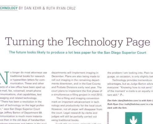 ryan_cruz_law_san_diego_attorney_legal_article_turning_the_technology_page_san_diego_magazine_december_2011
